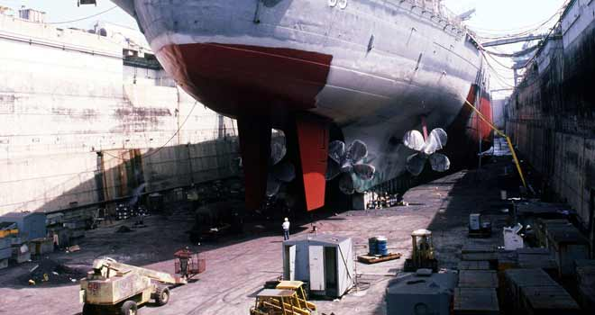 Industria naval motores eléctricos asíncronos Alren